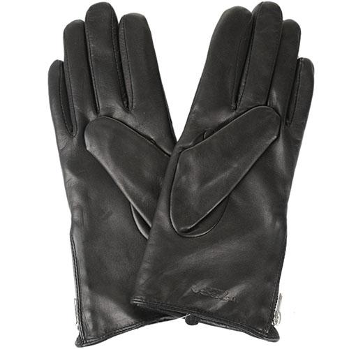 Женские стеганые перчатки Tosca Blu с молниями, фото