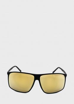 Солнцезащитные очки Porsche Design с линзами коричневого цвета, фото