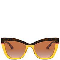 Солнцезащитные очки Dolce&Gabbana с принтом, фото