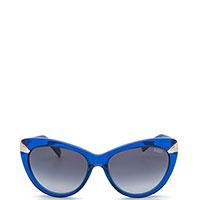 Солнцезащитные очки Emilio Pucci с оправой синего цвета, фото