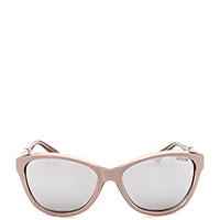 Солнцезащитные очки Guess в бежевой оправе, фото