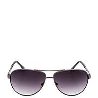 Солнцезащитные очки Guess в тонкой оправе, фото