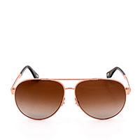 Солнцезащитные очки Marc Jacobs в металлической оправе, фото