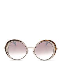 Солнцезащитные очки Marc Jacobs с линзами фиолетового оттенка, фото