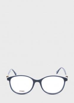 Оправа Fendi голубого цвета, фото