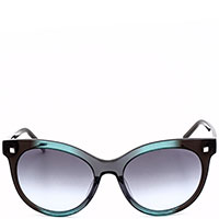 Солнцезащитные очки Calvin Klein с градиентными линзами, фото