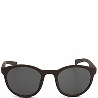 Солнцезащитные очки Calvin Klein Jeans в рельефной оправе, фото