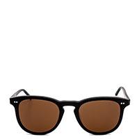 Солнцезащитные очки Calvin Klein коричневые, фото