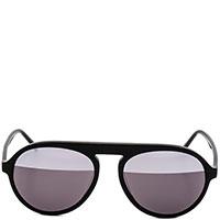 Очки-авиаторы Calvin Klein с серыми линзами, фото