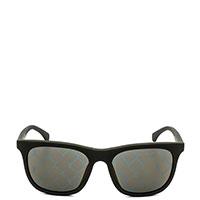 Солнцезащитные очки Calvin Klein Jeans в темной оправе, фото