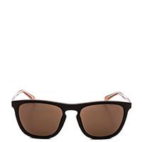 Солнцезащитные очки Calvin Klein Jeans коричневого цвета, фото