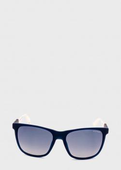 Солнцезащитные очки Tommy Hilfiger с линзами голубого цвета, фото