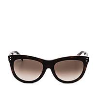 Солнцезащитные очки Marc Jacobs в темно-коричневой оправе, фото