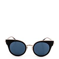 Солнцезащитные очки Max Mara с синими линзами, фото