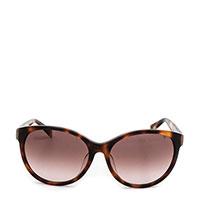 Солнцезащитные очки Max Mara в форме кошачьего глаза, фото