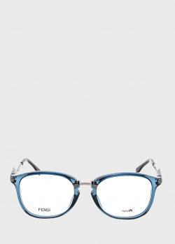 Оправа Fendi с заушниками в виде зигзага, фото