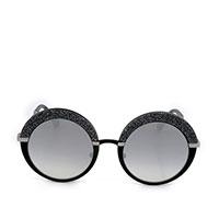 Солнцезащитные очки Jimmy Choo круглой формы, фото