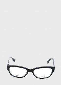 Оправа Fendi черного оттенка, фото
