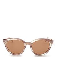 Солнцезащитные очки Max Mara с линзами коричневого оттенка, фото