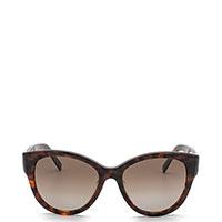 Солнцезащитные очки Marc Jacobs с оправой коричневого цвета, фото
