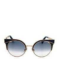 Солнцезащитные очки Jimmy Choo формы кошачий глаз, фото