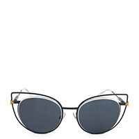 Солнцезащитные очки Fendi с синими линзами, фото