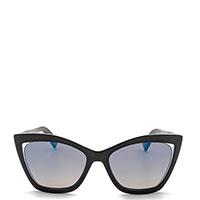 Очки-бабочки Max&Co с линзами фиолетового оттенка, фото