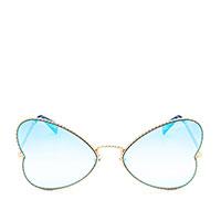 Солнцезащитные очки Marc Jacobs с линзами в форме сердца, фото