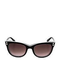 Солнцезащитные очки Moschino в форме кошачего глаза, фото