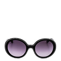 Солнцезащитные очки Moschino черного цвета, фото