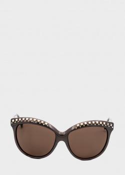 Солнцезащитные очки Italia Independent с декором на оправе, фото