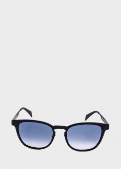 Солнцезащитные очки Italia Independent с линзами голубого цвета, фото