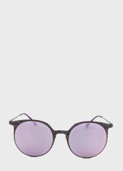 Солнцезащитные очки Italia Independent с заушниками комбинированного цвета, фото