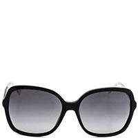Солнцезащитные очки Max Mara с серыми линзами, фото