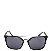 Солнцезащитные очки Calvin Klein с темно-синими линзами, фото