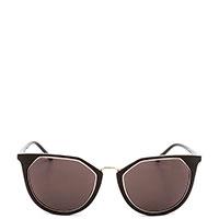 Солнцезащитные очки Calvin Klein формы кошачий глаз, фото