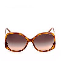 Солнцезащитные очки Chloè в квадратной форме, фото