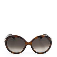 Солнцезащитные очки Salvatore Ferragamo круглой формы, фото