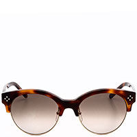 Солнцезащитные очки Chloe с декором на оправе, фото