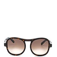 Солнцезащитные очки-авиаторы Chloe квадратной формы, фото