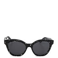 Солнцезащитные очки Salvatore Ferragamo формы кошачий глаз, фото