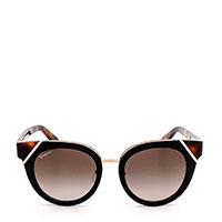 Солнцезащитные очки-бабочки Salvatore Ferragamo, фото