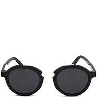Солнцезащитные очки Salvatore Ferragamo с серыми линзами, фото