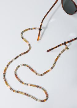 Цепочка для очков Sunny Cords Jasmine из цветных камней, фото