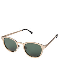 Солнцезащитные очки Komono  Hollis White Gold, фото