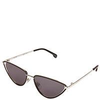 Солнцезащитные очки Komono Gigi Black Silver, фото