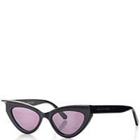 Женские очки Philipp Plein со стразами, фото
