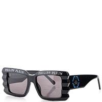 Солнцезащитные очки Philipp Plein квадратной формы, фото