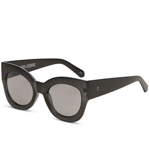 Солнцезащитные очки Supasundays  Black Ivy Transluscent Grey, фото