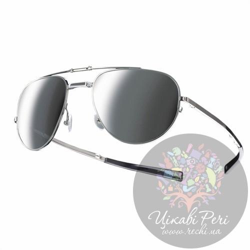 Очки солнцезащитные Dalvey Aviator с поляризованным пластиком, фото